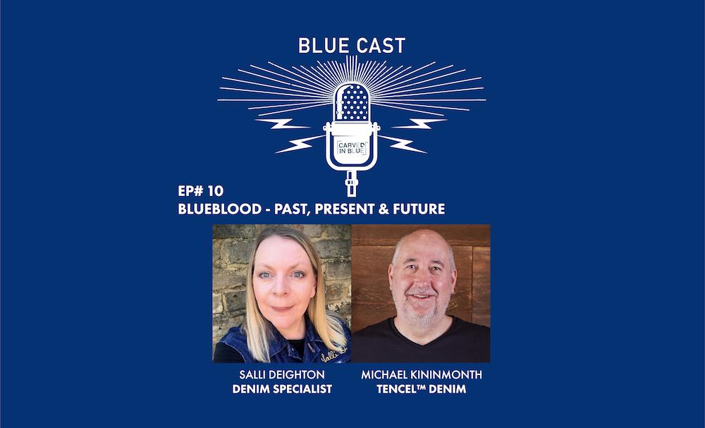 Blue Cast Salli Deighton
