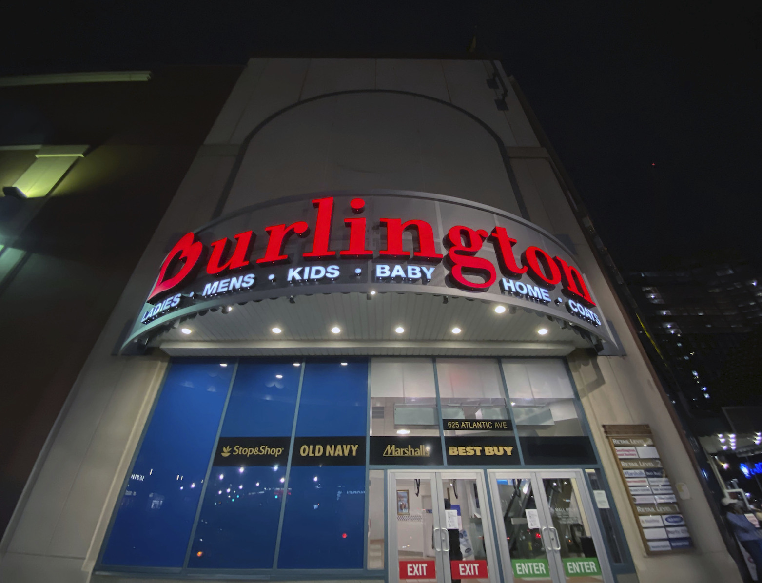 Burlington saw total revenue skyrocket 118 percent up to $2.22 billion, well ahead of the $1.01 billion it took in during the 2020 second quarter, and up 33.3 percent from 2019 numbers.