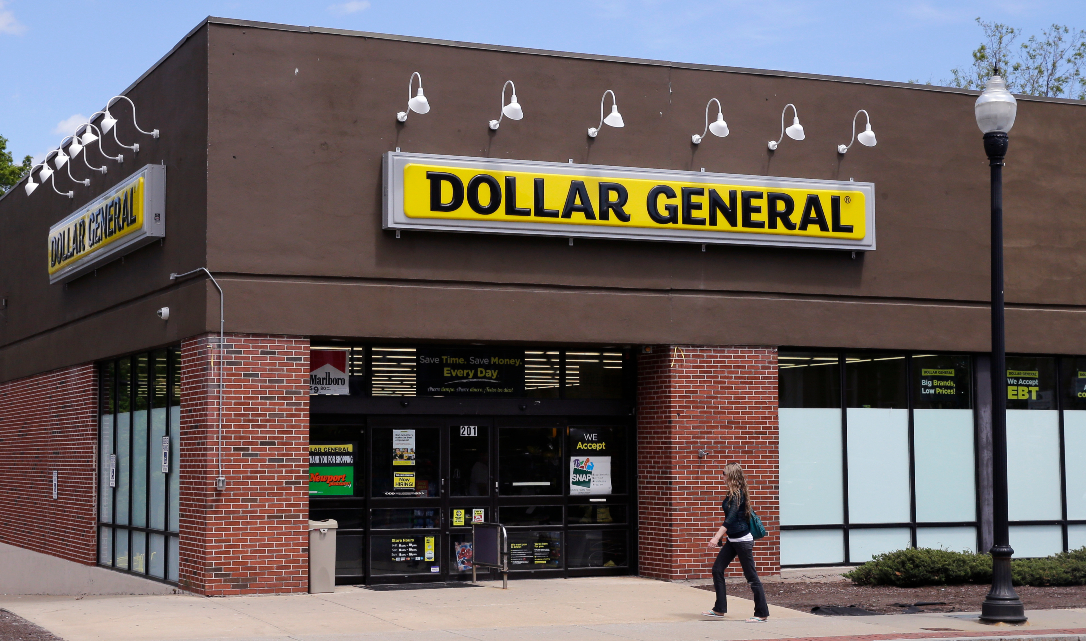 Dollar Tree's regular carriers meet only a portion of commitments, while Dollar General's walked from higher priced stock-keeping units.