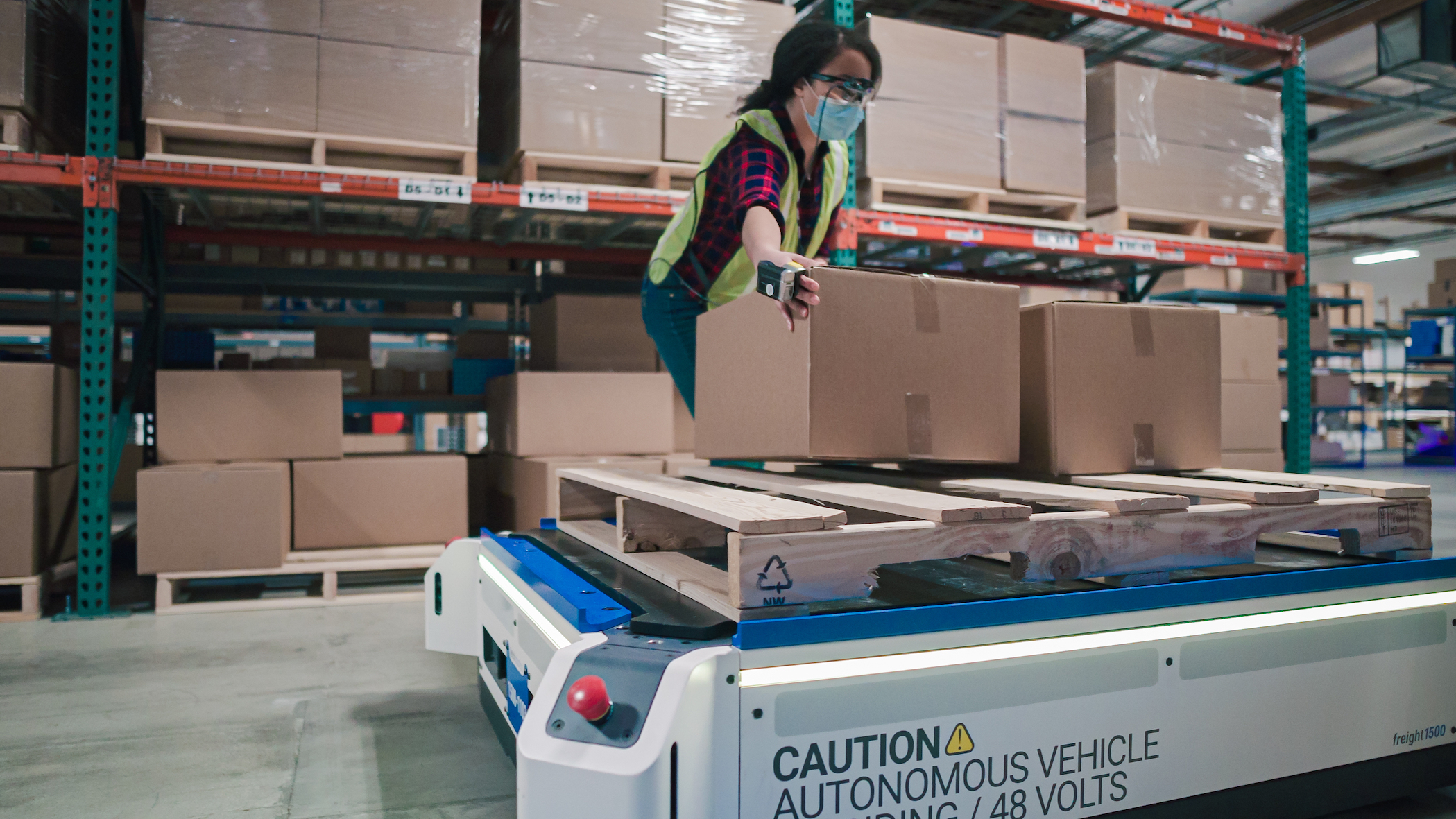 Zebra Technologies has completed its acquisition of Fetch Robotics for $290 million. With Fetch under its belt, Zebra will be able to leverage the company's Autonomous Mobile Robots (AMRs), which are used for optimized picking in fulfillment centers and distribution centers, just-in-time material delivery in manufacturing facilities and automating manual material movement in any facility.