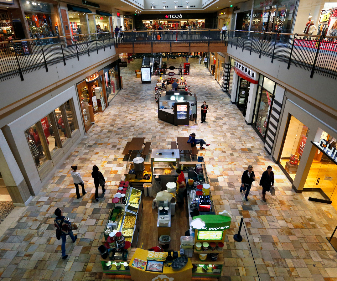 """""""We see the leasing environment as robust and dynamic,"""" said Doug Healey, SVP of leasing for the shopping mall REIT and property owner."""
