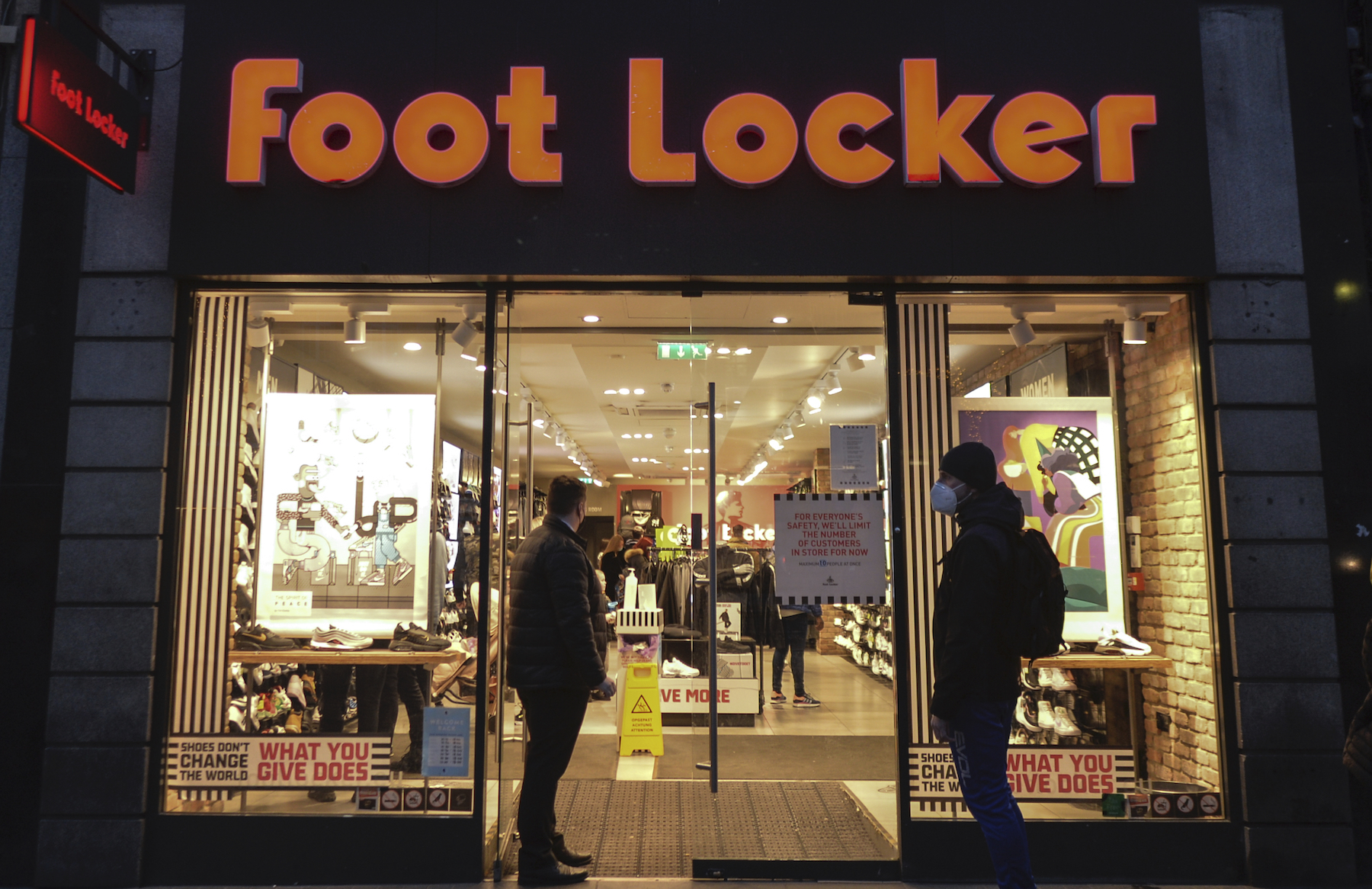 For nearly $1.1 billion in two all-cash purchases, two new retailers are now part of the Foot Locker ecosystem—Foot Locker acquired Atmos, a Japanese footwear retailer with 49 global stores, for $360 million, and scooped up WSS, a footwear and apparel retailer with 93 stores in the Southwestern U.S., for $750 million.