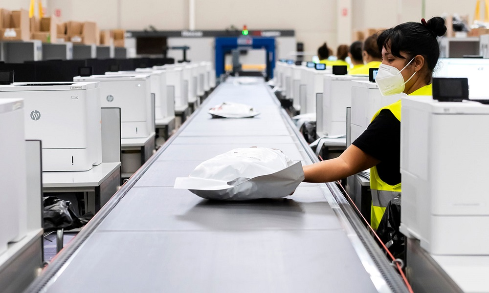 GXO Logistics latest global survey on e-commerce trends showed 72 percent of retailers are investing in returns management processes.