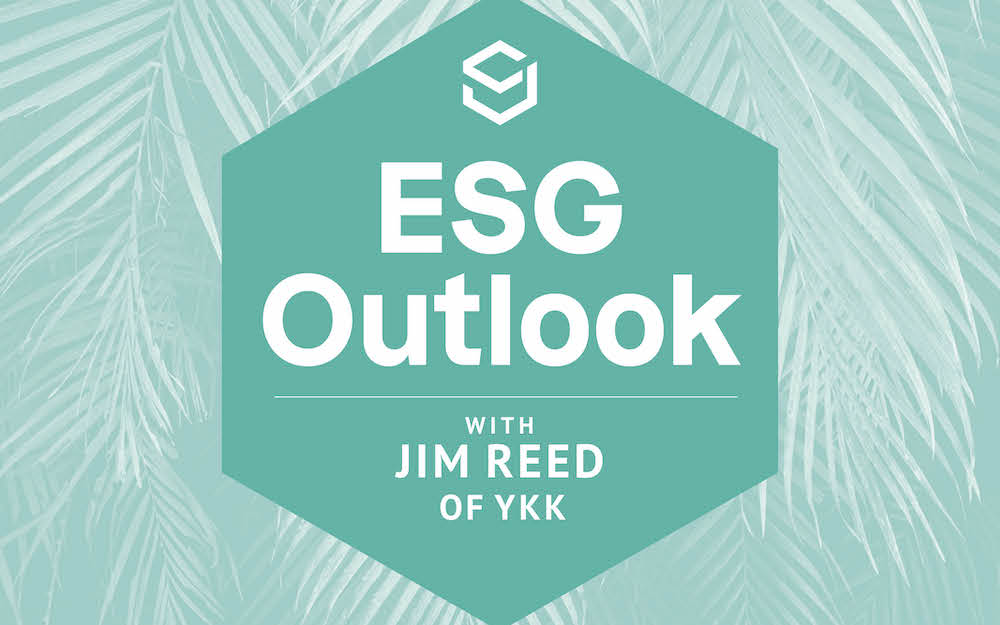 In this Q&A, Jim Reed, president of YKK Corp. of America, discusses leveraging science and innovation to achieve sustainability goals.