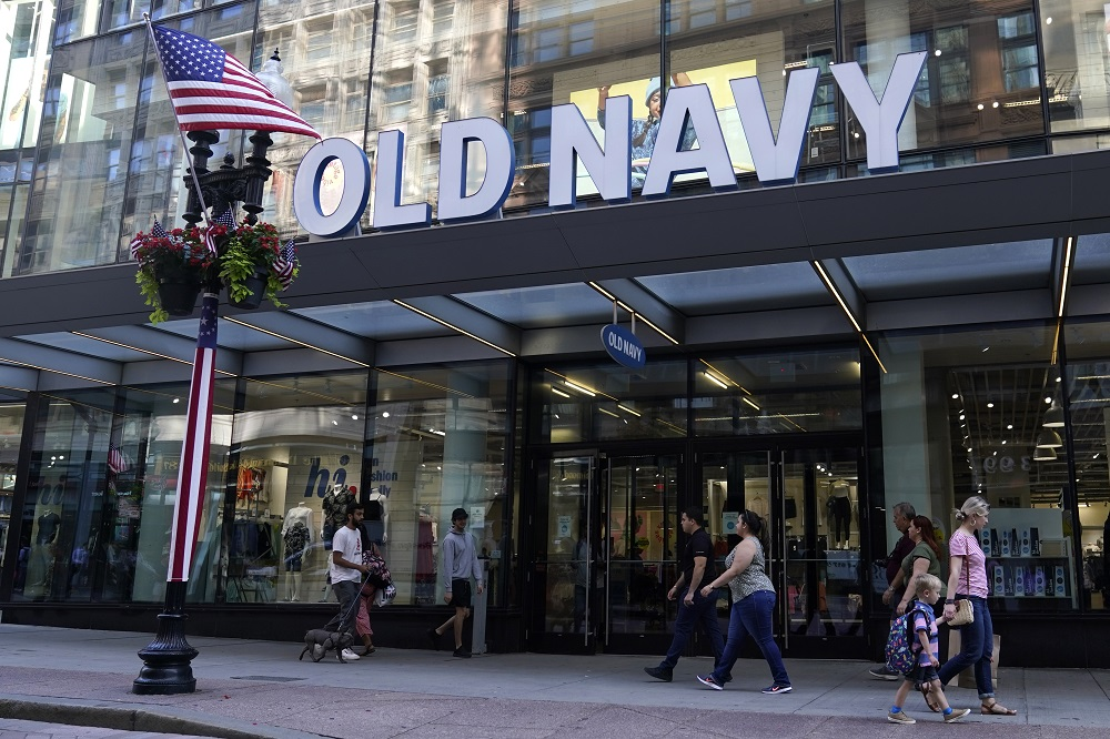 Led by sales gains at Old Navy and Athleta, Gap Inc. delivered its highest second quarter net sales in more than a decade.