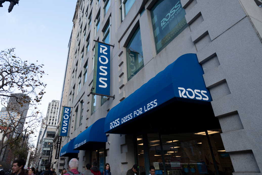 Though CEO Barbara Rentler noted supply-chain delays of up to a month, she believes Ross might be able to take advantage of the situation.
