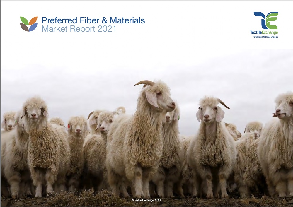 A new Textile Exchange report shows the market share gains for preferred fiber and materials, but also the challenges that remain.