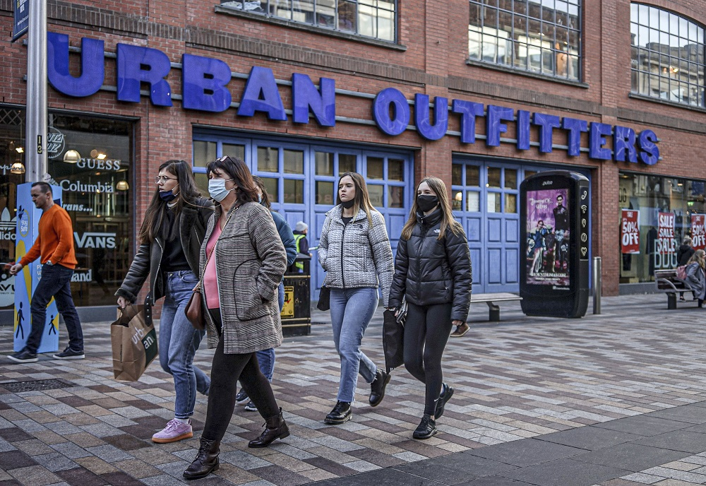 Urban Outfitters Inc. scored sales and income gains in the second quarter despite the impact of Covid-19 still driving supply-chain issues.