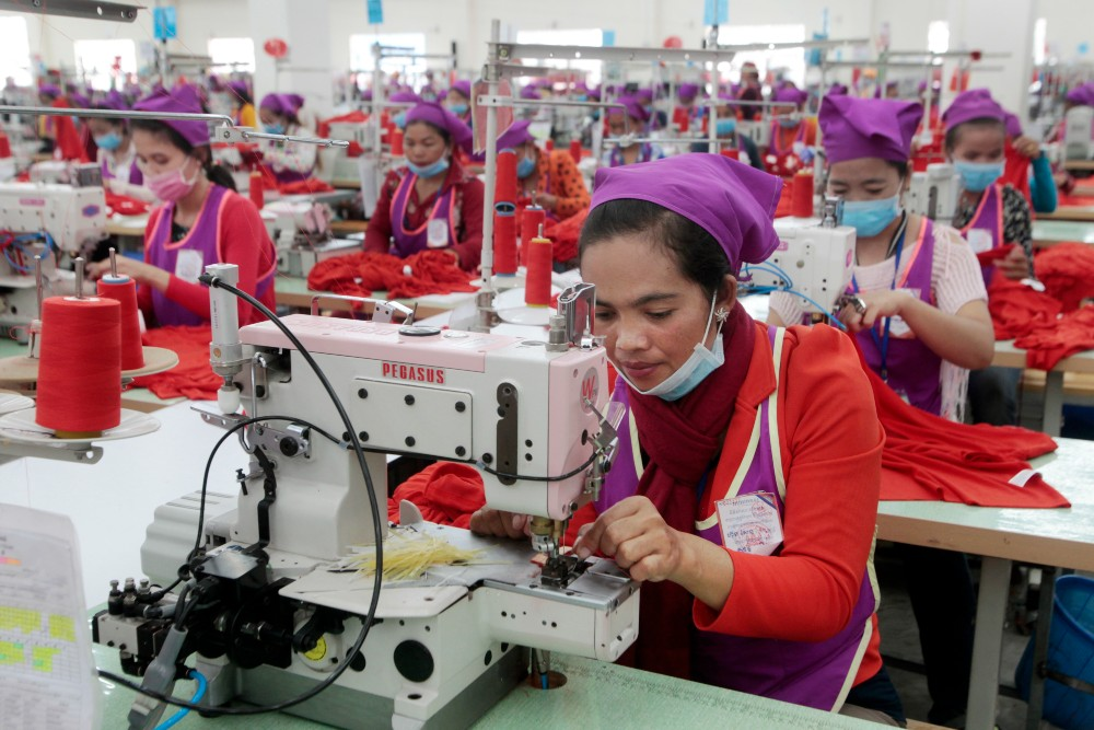 Cambodia's garment sector is slated to grow by more than 9,500 new jobs thanks to new investments from several apparel manufacturers.