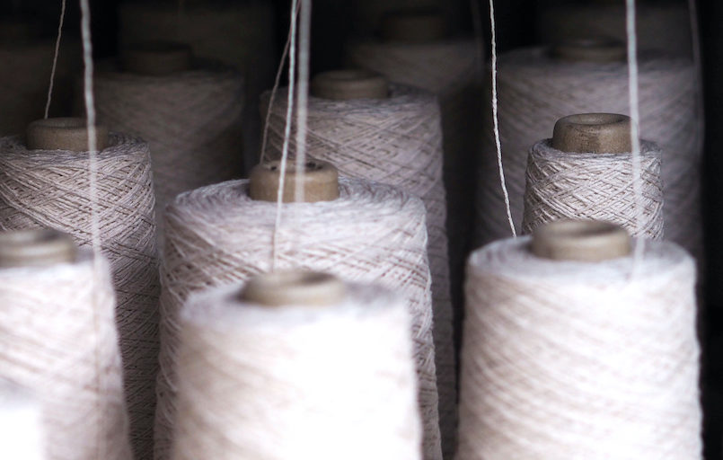 Indian denim mill Arvind Limited partnered with blockchain-enabled digital transparency platform TextileGenesis for fiber traceability.