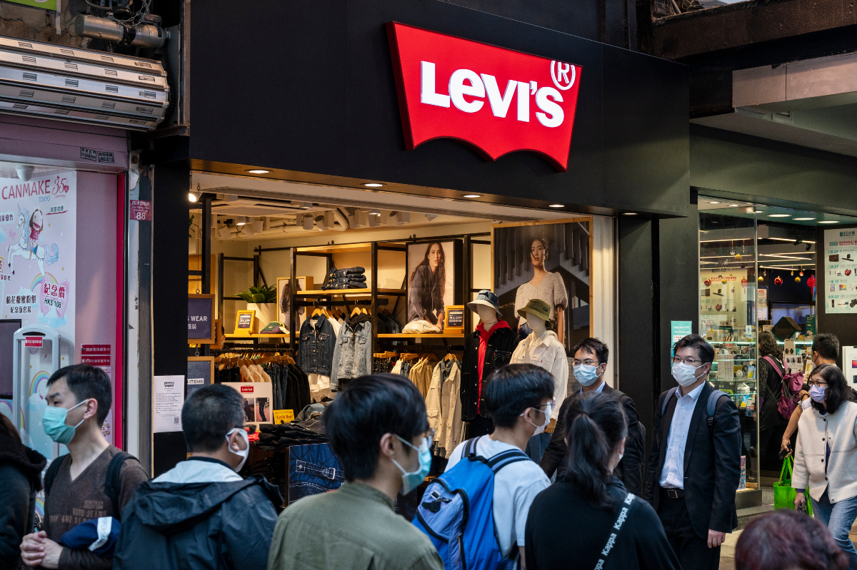 Levi Strauss's sustainability czar has exited the board of the Better Cotton Initiative, cutting short a term that was to end next year.