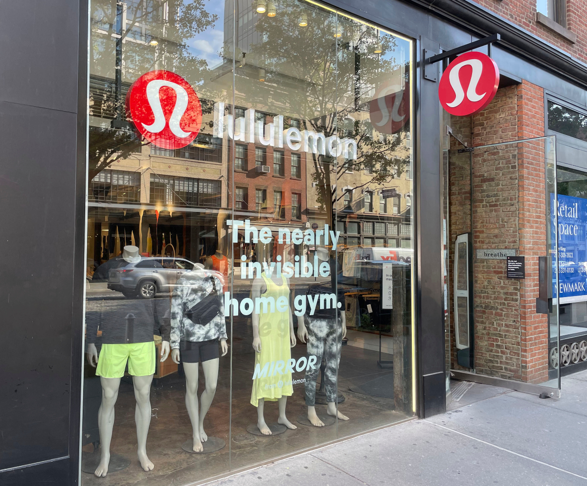 Lululemon made its first-ever equity investment in Genomatica, tapping the San Diego biotech firm's plant-based nylon for its clothing.