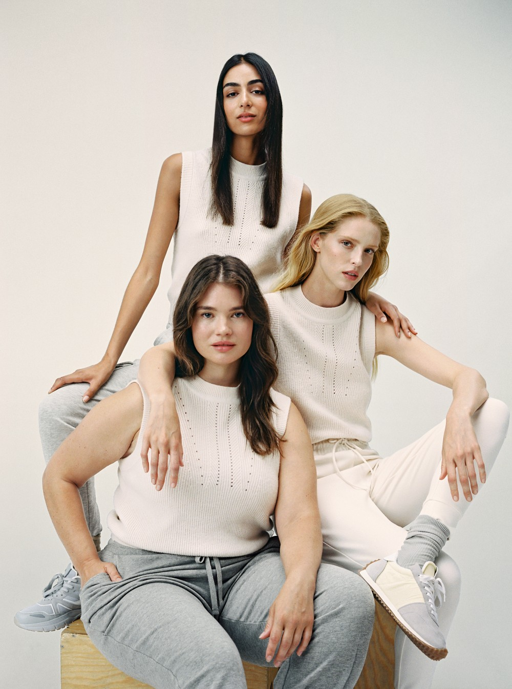 Spanish retailer Mango is going size-inclusive by integrating its Violeta by Mango plus-size line into its broader women's wear assortment.