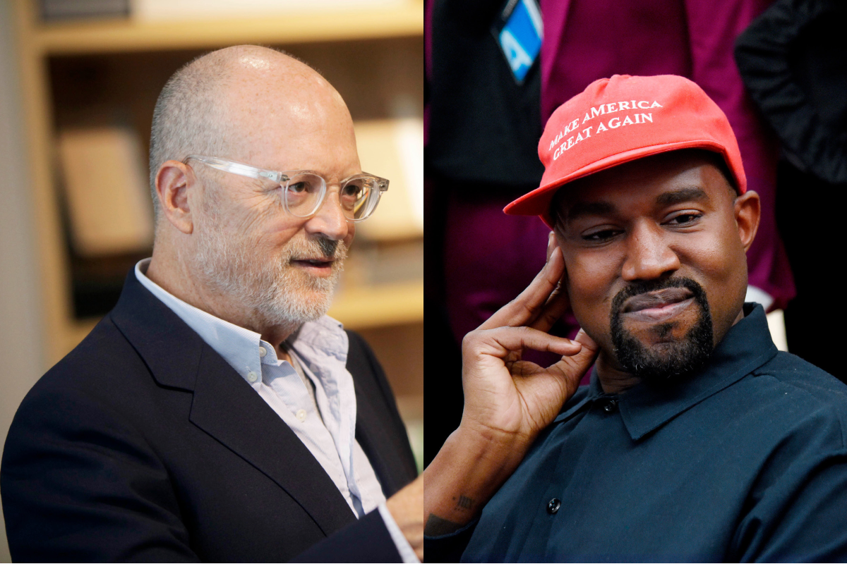 Former J.Crew CEO Mickey Drexler says he told Kanye West not to do the Yeezy Gap deal.