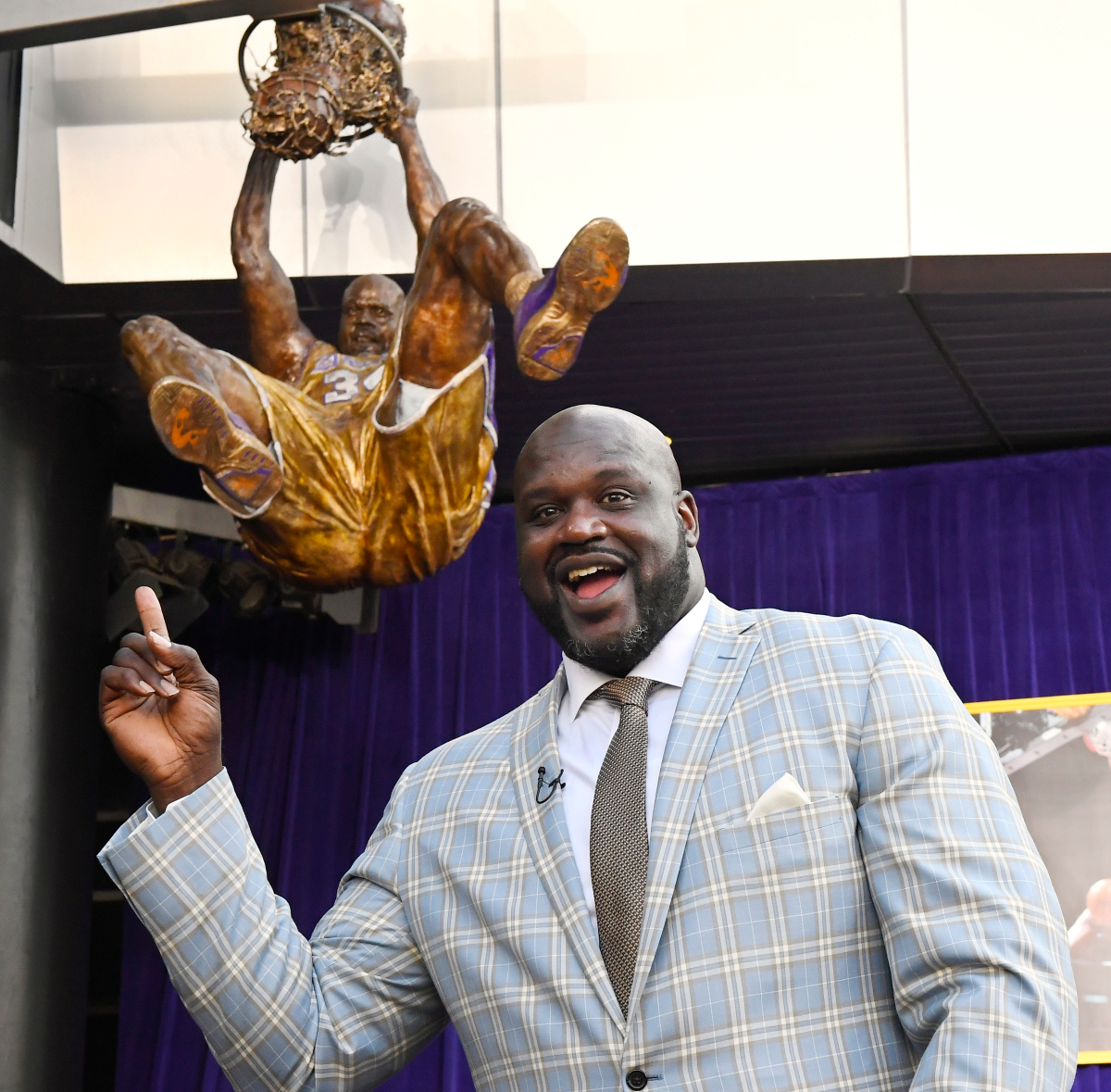 Shaq, a multimillionare NBA legend, explains why he left money on the table with Reebok to chase a different kind of sneaker deal with Walmart.
