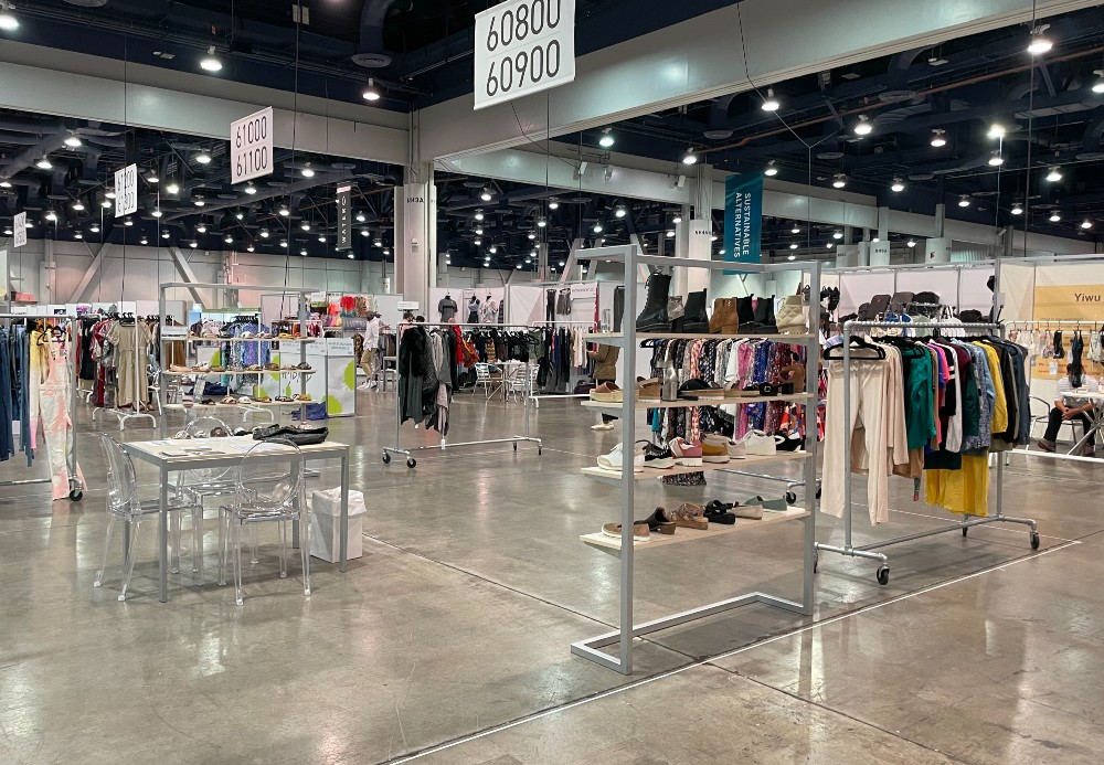 Mexico, Peru and Guatemala garment suppliers touted their quality and speed to market versus China during the Sourcing at Magic trade show.