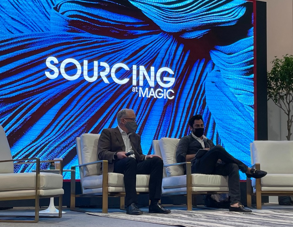 At Sourcing at Magic, WRAP's Mark Jaeger addressed the complexities of apparel factory audits, and Xinjiang cotton traceability challenges.