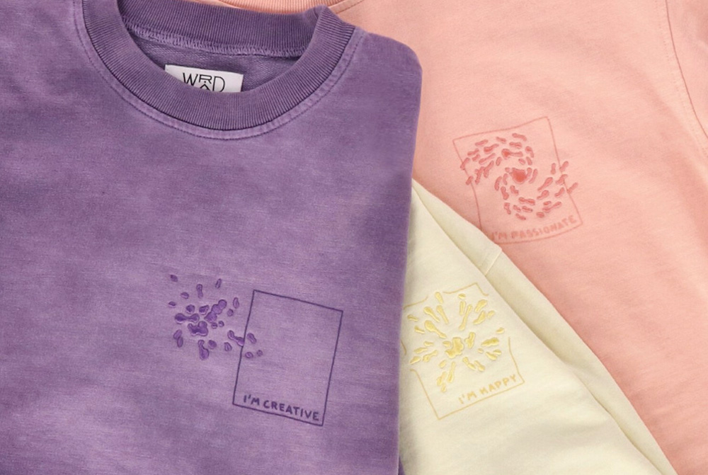 Tonello and sustainable innovations provider Wrad teamed on a capsule collection that uses plants and vegetable waste to color garments.