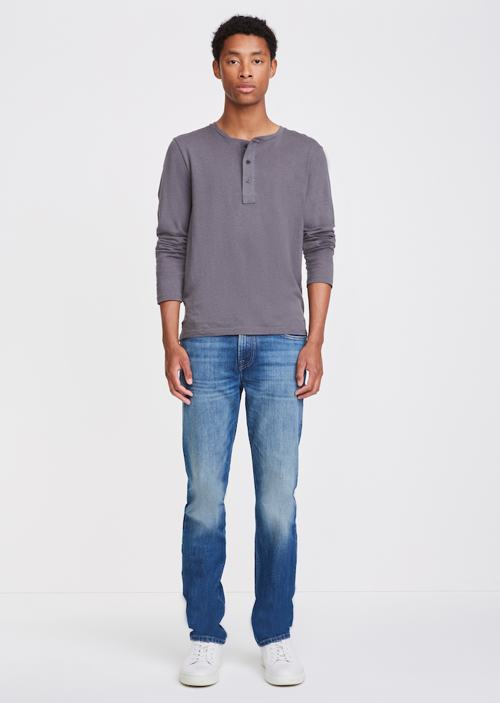 7 For All Mankind Enhances Jeans