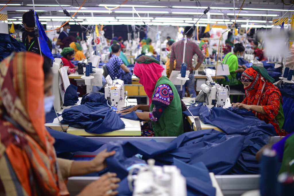 """The president of Bangladesh's apparel trade group urged U.S. buyers to be more """"rational"""" in their pricing demands to promote better jobs."""