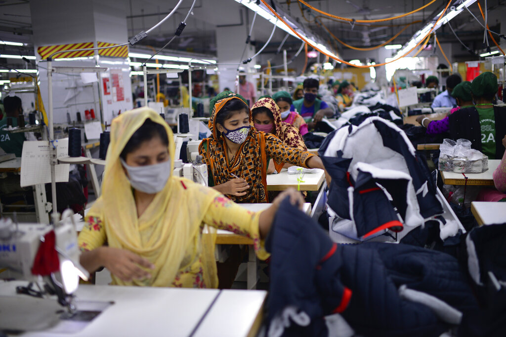 The number of worker injuries in Bangladesh's garment factories is on a troubling upward trajectory, a new study says.