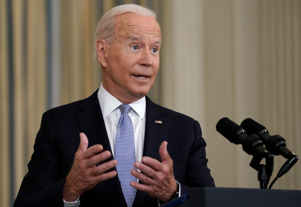President Joe Biden has yet to make major changes to former President Donald Trump's China trade policies