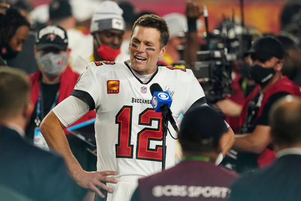 Tom Brady's namesake apparel brand Brady is slated to launch in December