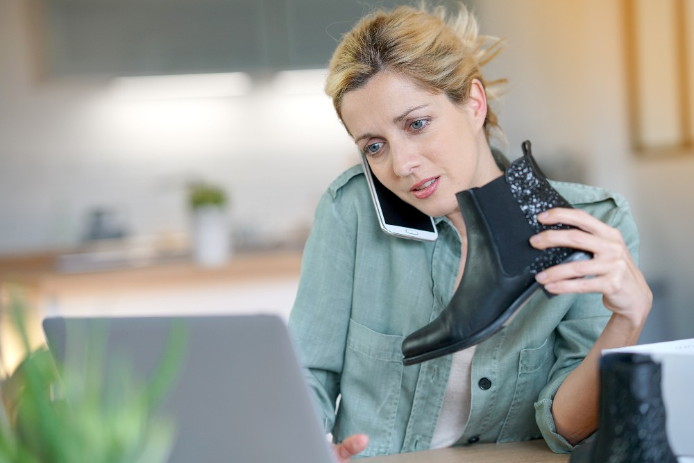 Volumental's survey suggests this holiday season could bring heightened footwear returns