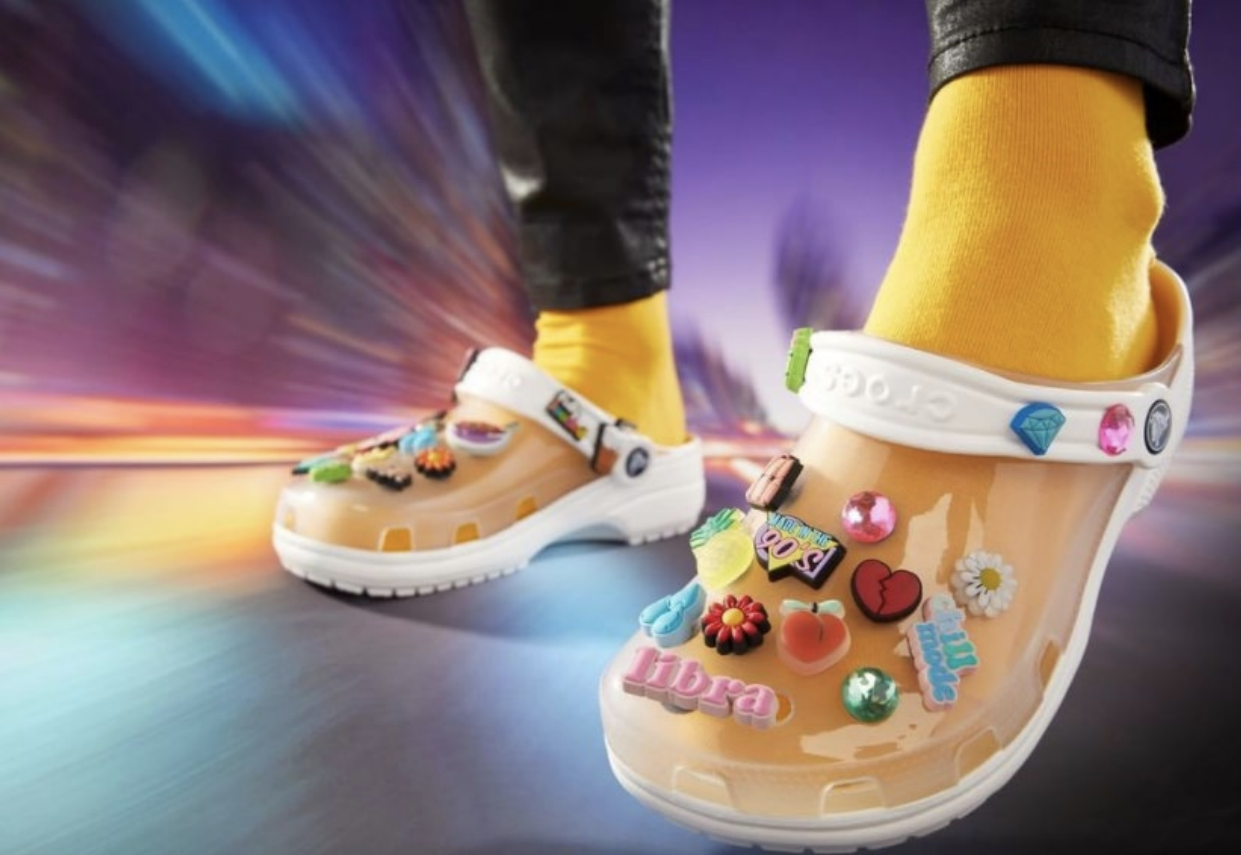 The king of clogs plans to reach $5 billion in sales and 50 percent through digital in the next five years, CEO Andrew Rees said Tuesday.
