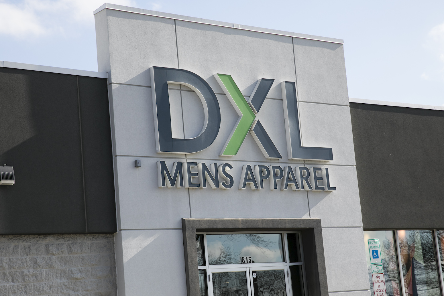 Destination XL Group saw sales jump 81 percent to $138.6 million, but CEO Harvey Kanter said inventory declines were steeper than desired.