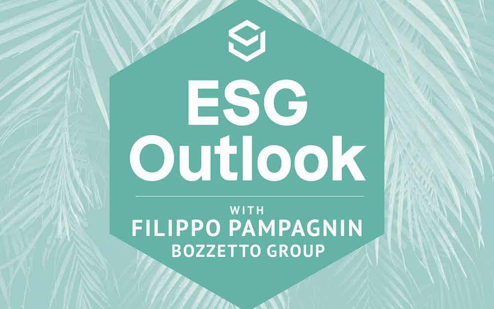 Filippo Pampagnin, strategy and marketing director of Bozzetto Group, discusses communicating the green impact of the fashion industry.