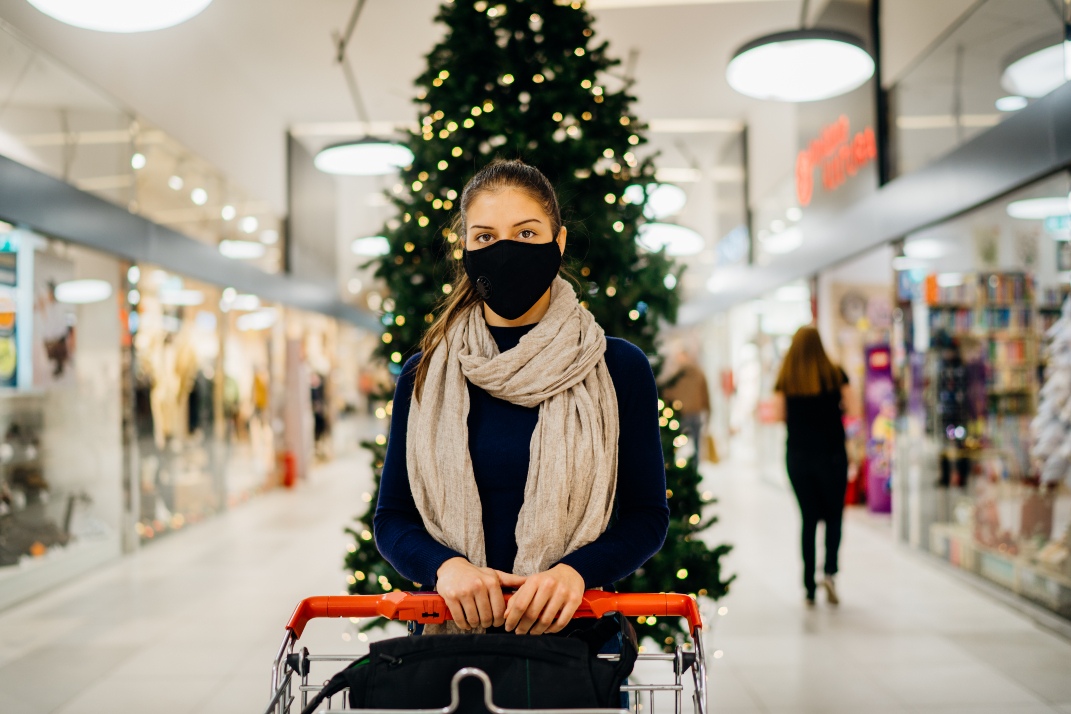 There are high expectations for robust holiday sales, but rising food and gas bills and other surprises could hurt consumer sentiment.