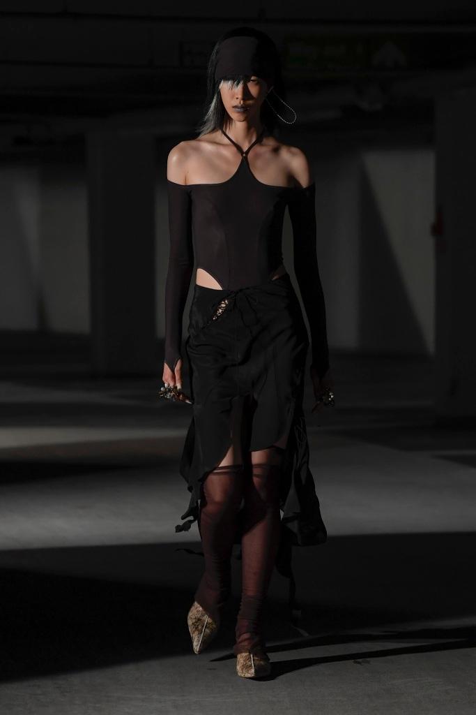 The creativity of designers like David Koma and Simone Rocha poured onto the catwalk during London Fashion Week.