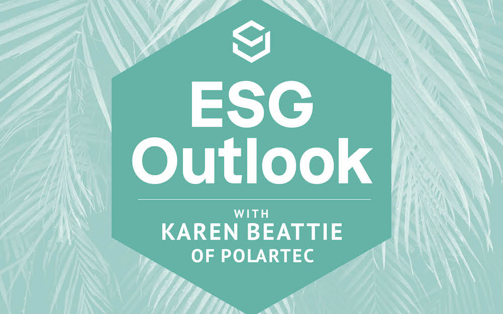 In this Q+A, Karen Beattie of Polartec, discusses why sustainability commitment needs to be something more than just looking good on paper.