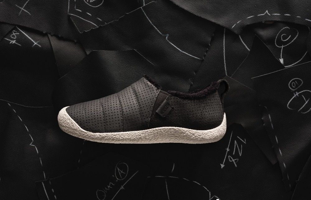 Keen will use upcycled car seat leather for 80 percent of the Howser Harvest's upper