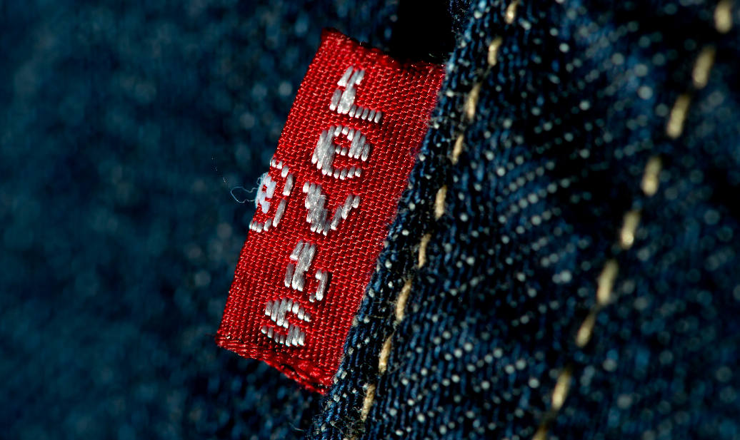 Wells Fargo analyst Ike Boruchow said Levi's and Ralph Lauren saw uptick in apparel web traffic, while Urban Outfitters saw steep drop-off.