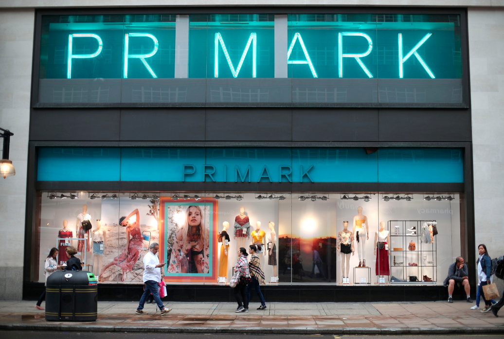 """Q4 sales saw strength in leisure wear, while back-to-school offerings """"started strongly,"""" Primark parent Associated British Foods said."""