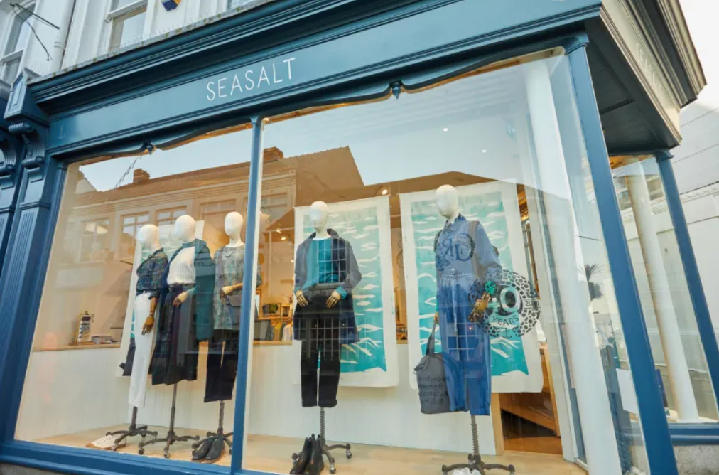 A sale of Cornish fashion brand Seasalt may provide an exit strategy for its two investors, as the firm eyes options to grow the business.