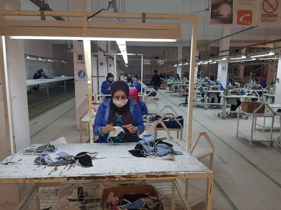Covid had already dinged Tunisia's apparel and textile industry before the political climate exploded with a coup over the summer.