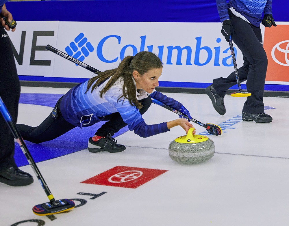 Columbia Sportswear struck a multi-year sponsorship with USA Curling in which it will work closely with the National Team Program.