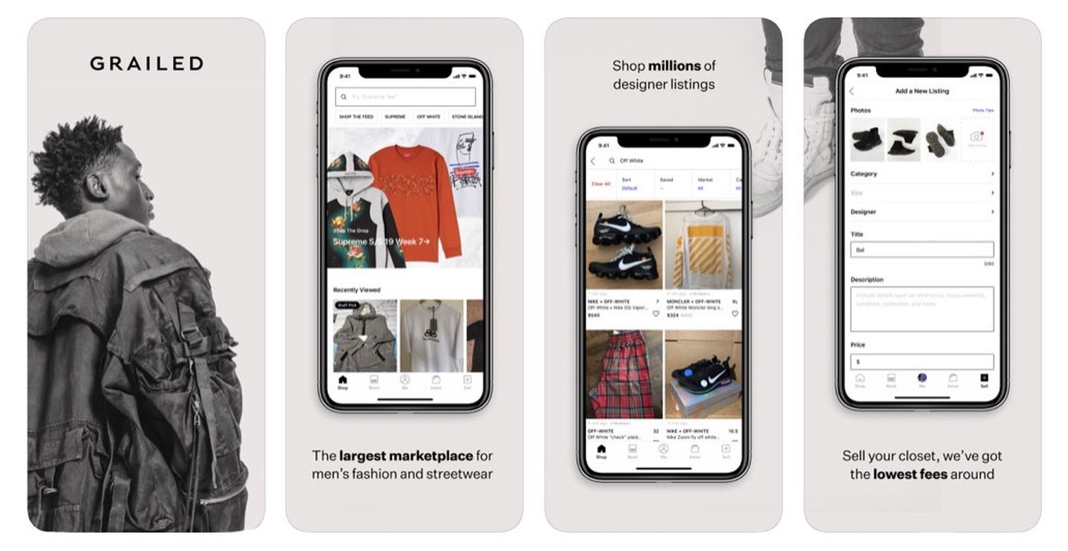 GOAT Group is leading a $60 million Series B funding in Grailed, a community-driven marketplace for men's luxury, streetwear, sneakers and vintage fashion.