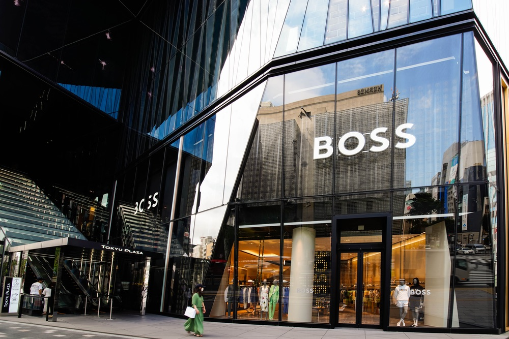 Hugo BossA human-rights group has filed a complaint in Germany against C&A, Hugo Boss and others for allegedly profiting from Uyghur forced labor.