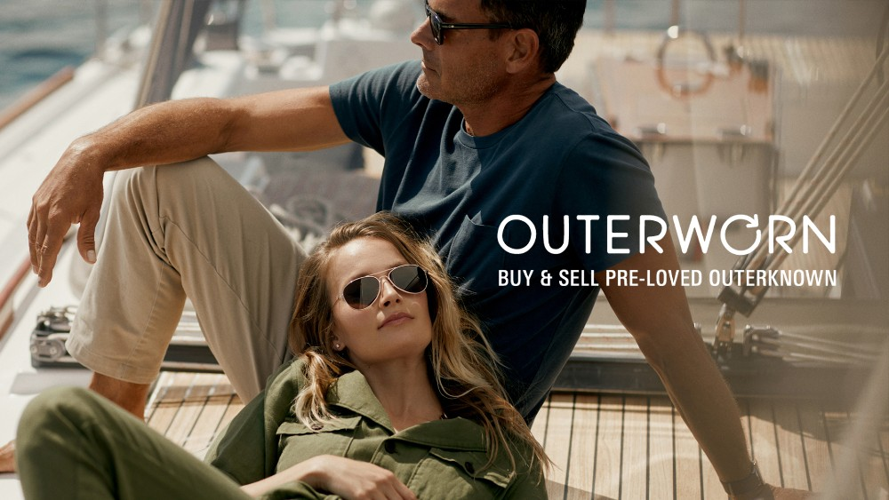 Outerknown and Net-a-Porter add to the growing list of fashion companies looking to own a piece of the increasingly lucrative resale pie.