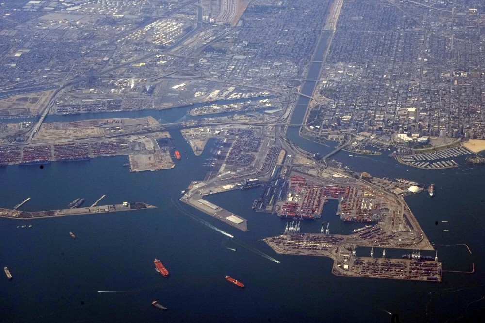 The NRF's Global Port Tracker data revealed the state of U.S. ports while Container xChange examined the situation at West Coast ports.