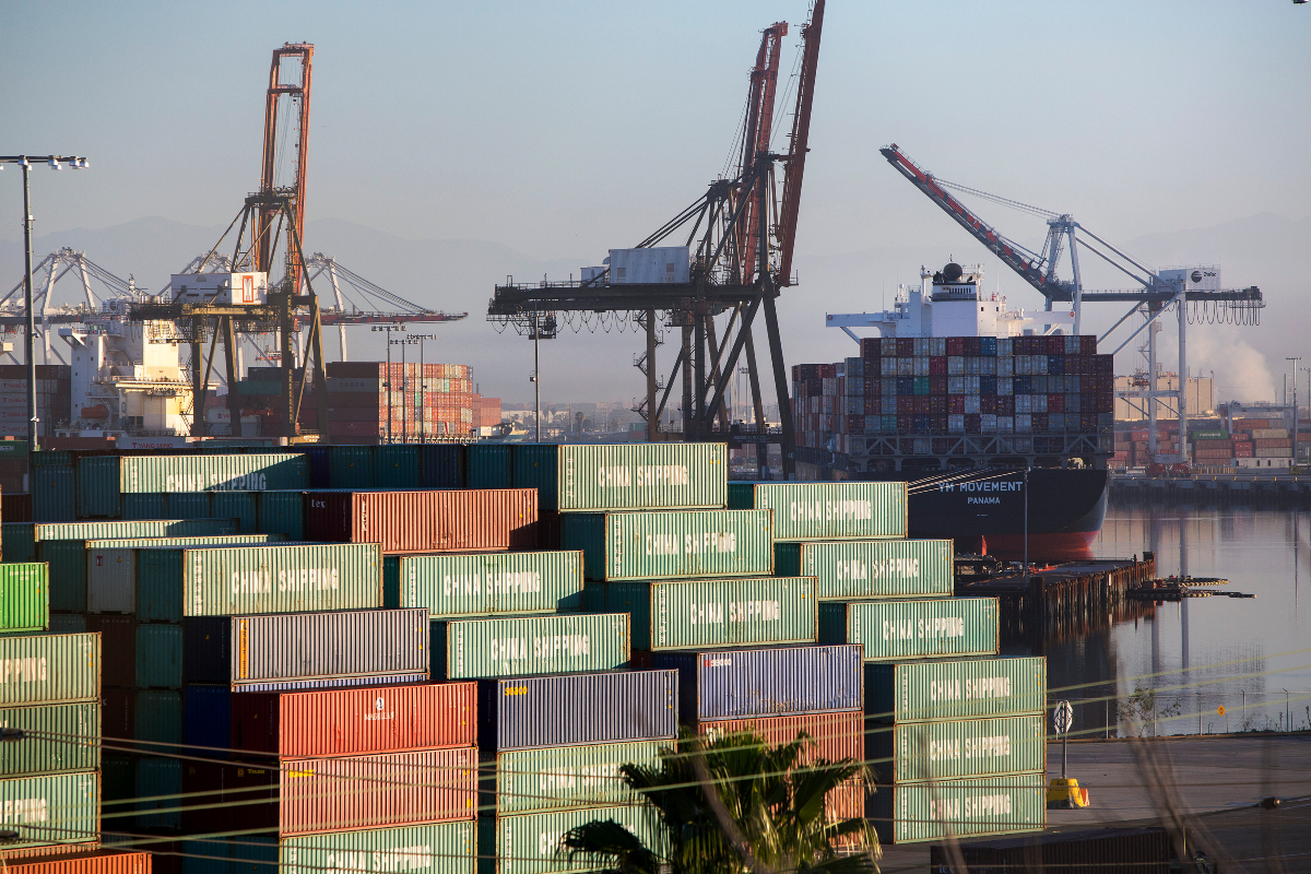 UBS analyst Chris Snyder says that supply chain disruptions and higher freight rates could rekindle interest in reshoring and nearshoring.