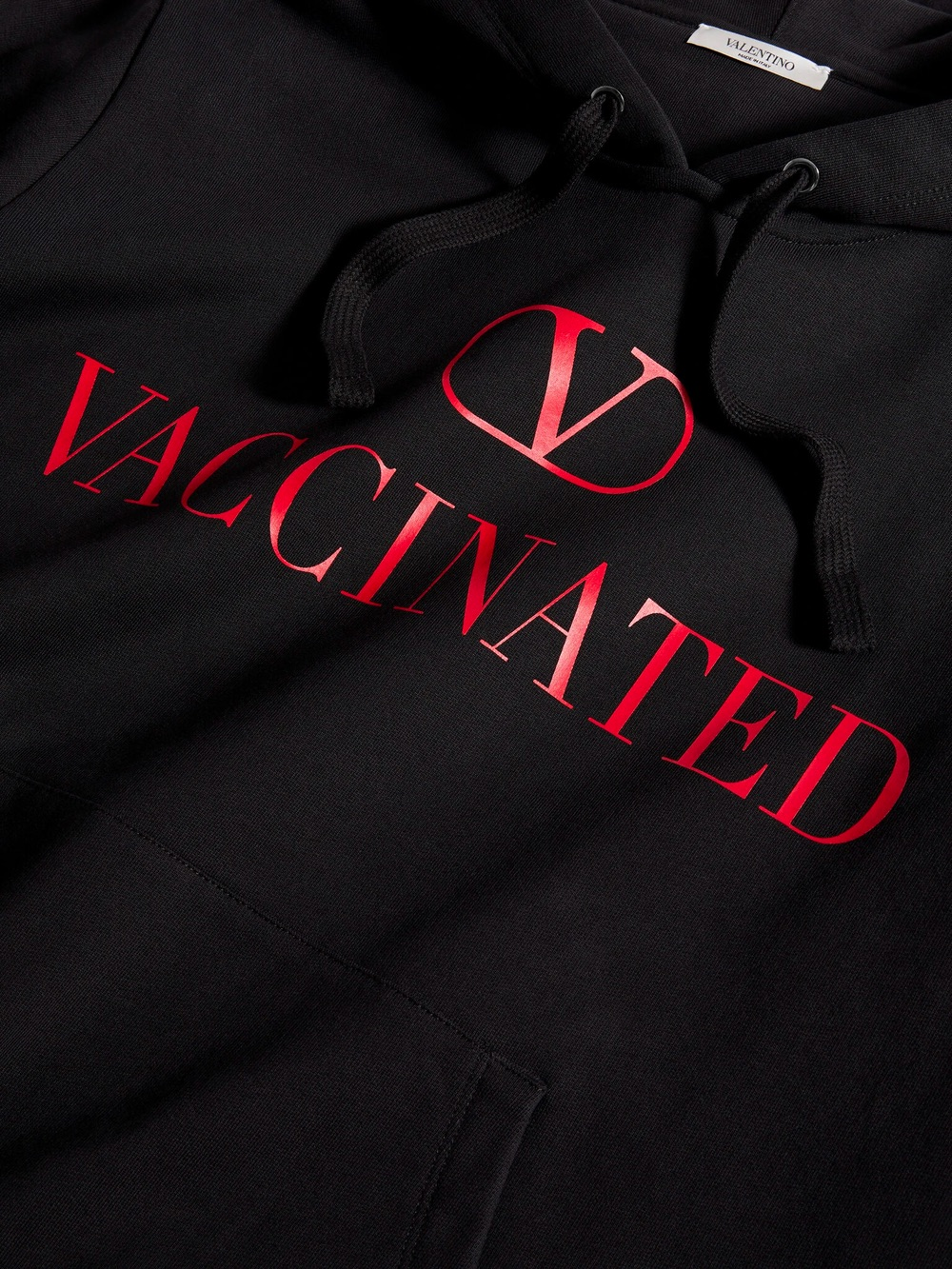 Valentino Vaccinated Hoodie