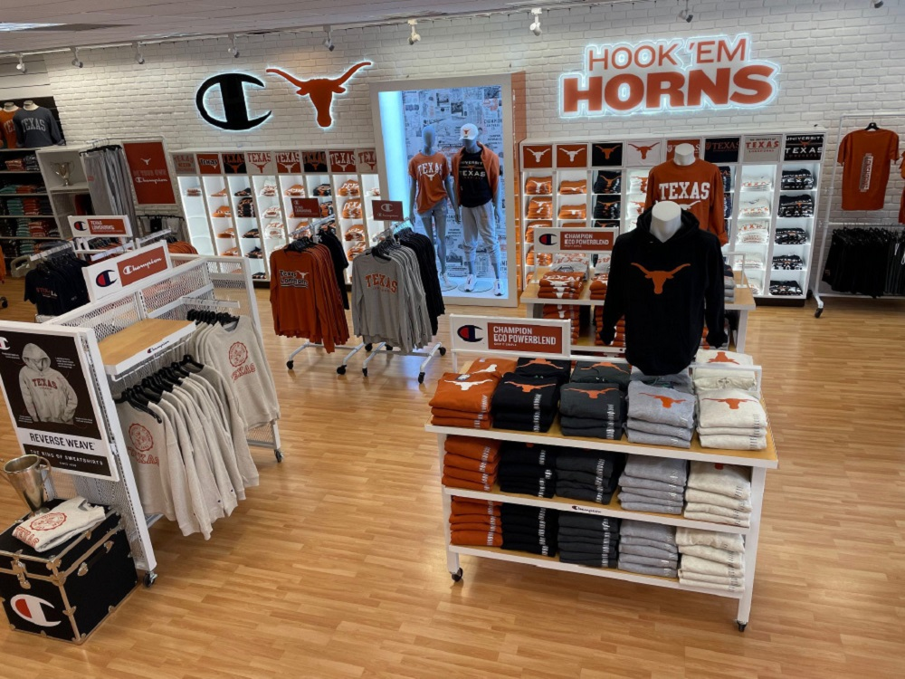 Hanesbrands announced a new relationship Thursday with The University of Texas at Austin to be one of its primary apparel partners.