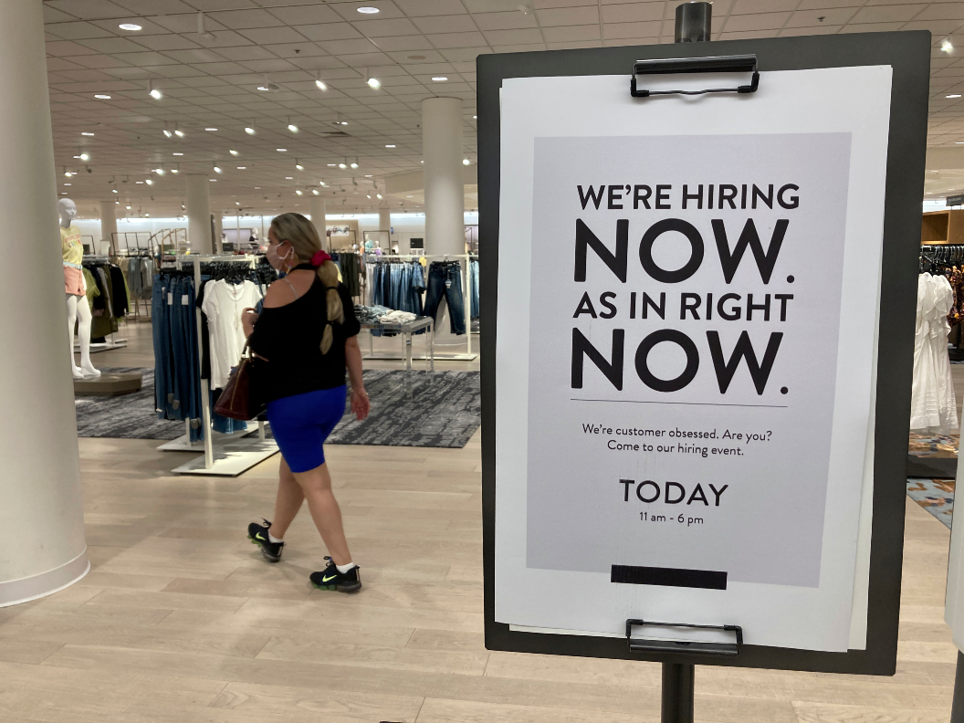 Retail saw job growth in September as retailers begin seasonal hiring, while a new global tax plan treats American firms more fairly.