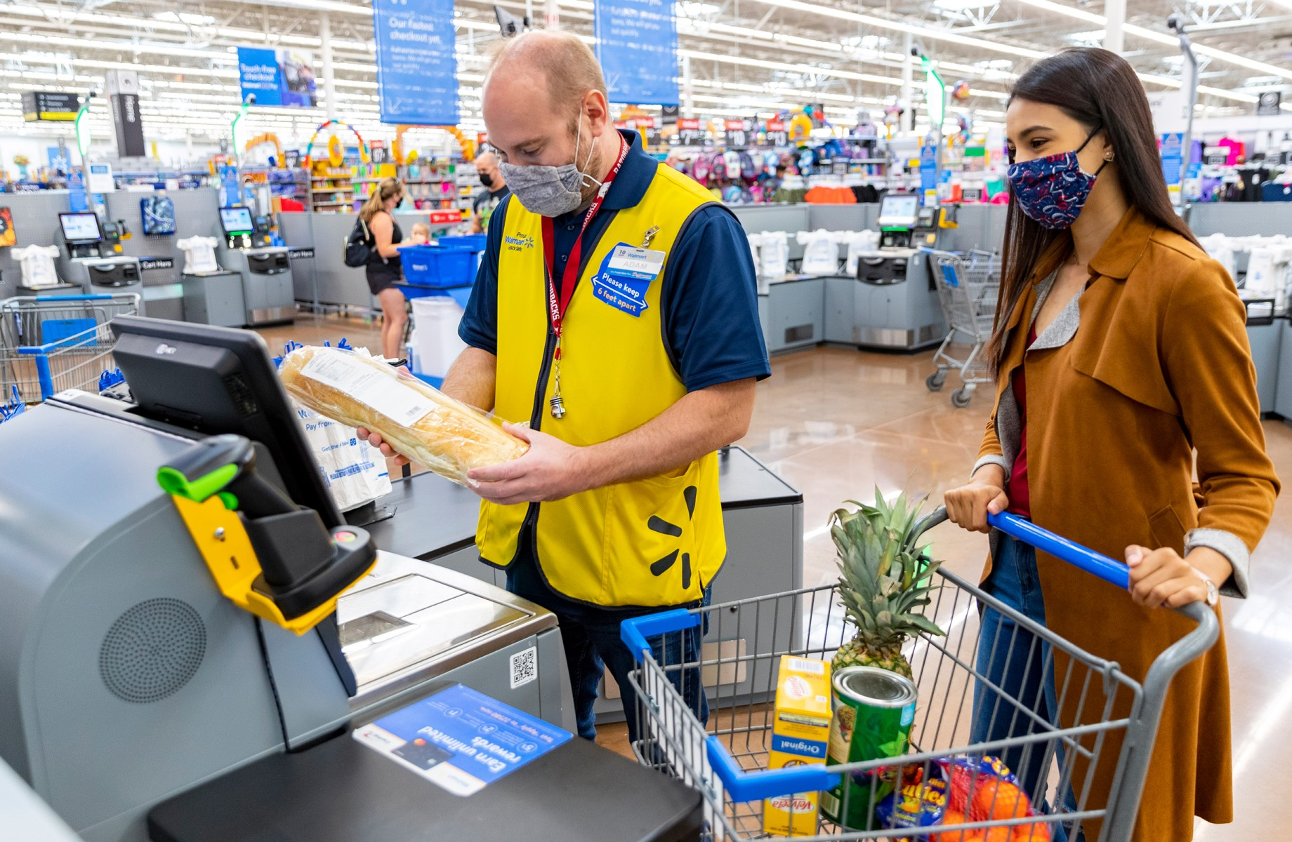 Walmart is hiring approximately 150,000 new U.S. store associates this holiday season in what the retailer says will largely be permanent and full-time at its conclusion.