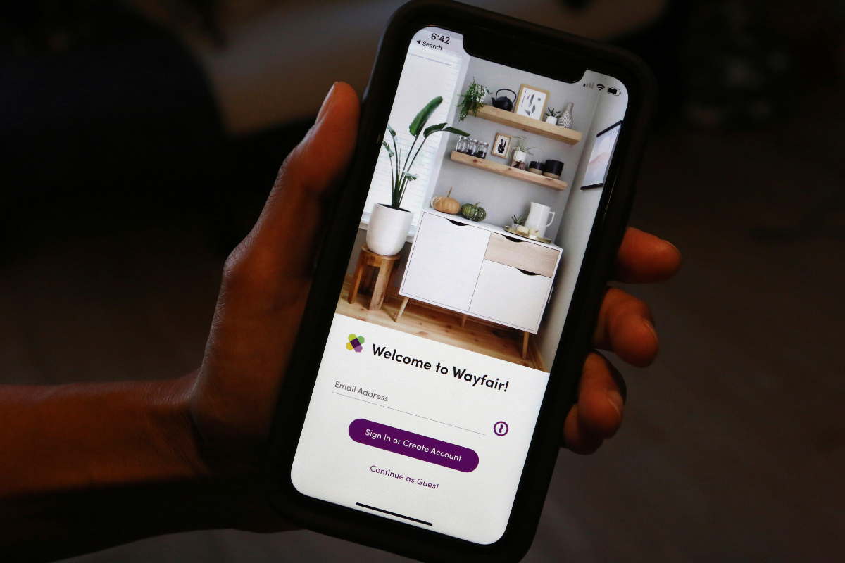 During a panel at the CommerceNext conference in New York City, Wayfair CMO Bob Sherwin said the company realized it had to reevaluate its marketing strategy during the pandemic.
